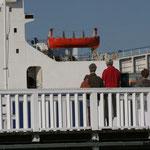 Schiffe beobachten und die ALTE LIEBE in Cuxhaven