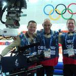 Olympische Spelen / Crane Crew - Sochi '2014