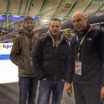 Crane Crew - World Cup Heerenveen '2015