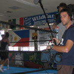 "Docu Lucia Rijker - 1 Million Dollar Baby / Boxing School ""Wild Card"" L.A. '2005."