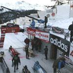Scanner crane - St.Moritz