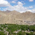 Die alten Karawanen- und Hauptstadt von Ladakh: Leh