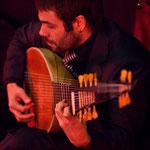 Miguel Rincón / tiorba