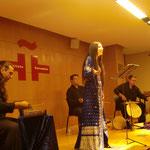 Formación cuarteto / Concierto Instituto Cervantes Rabat