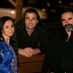 Formación trío / foto : Ferrán Borras