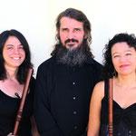 Formación trío instrumental