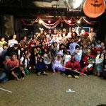 これはハロウィンパーティ!