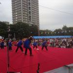 大塚前公園の夏祭り