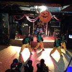 TATSUYA先生のイベントでクラブでも踊ったよ。