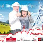 Selfie-Boxen bei der Neckarwoche in Horb