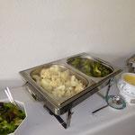 Gemüse als Beilagen
