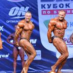 Тройка призеров. Хамский Юрий (2 место), Линдовер Станислав (1 место), Голубочкин Дмитрий (3 место)