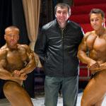С Борисовым А. и Тамерланом