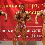 Представление спортсменов. Клочков Евгений.
