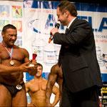 Победитель категории мастера Данилов Андрей