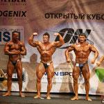 Кат.100 кг. Бурмистров Денис - I место