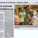 Folgeseite Hofgeismarer Allgemeine HNA vom 28.05.2014
