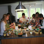 stages cuisine plantes sauvages