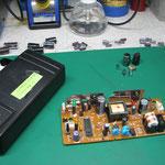ニコン充電器(Q‐70D)修理