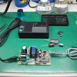 トプコン充電器( BC‐19A) 基板修理