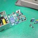 ソキア充電器(CDC39)修理