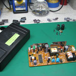 ニコン充電器(Q‐70D) 基板修理