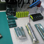 電池&組品各種