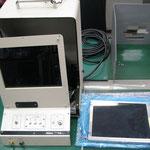 ニコン TVセオドライト用モニタ部  液晶モニタ交換