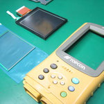 トプコン データレコーダ(FC-100)タッチパネル修理