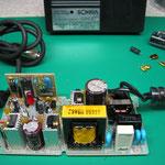 ソキア充電器 (CDC27) 基板修理