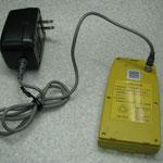 市販充電器でトプコン用に改造