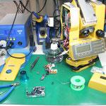 SEIKO DM‐100 電源基板&測距部基板修理