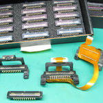 角度読み取り用センサ(CCD)並びに、CCD在庫品