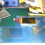 トプコン GPT タッチパネル修理