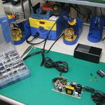 ソキア 充電器(CDC27) 基板修理