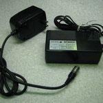 市販充電器に充電ケーブル移植