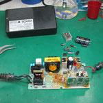 ソキア充電器(CDC27)修理