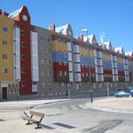 2001 59 viviendas P26 en Parque Goya. Zaragoza