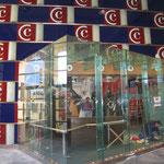 2004 Stand Información Cámara de Comercio. Zaragoza