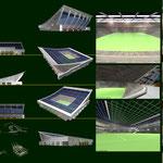 "2005 Campo de Fútbol ""La Romareda"""