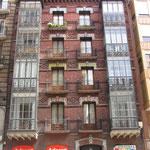1987 9 viviendas en coso 97. Zaragoza