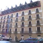 2003 Edificio de viviendas calle Coso. Zaragoza