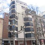 2002 Edificio viviendas Paseo Sagasta. Zaragoza