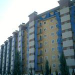 2001 125 viviendas en P30 Parque Goya. Zaragoza