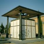 2000 Panteón familiar cementerio de Torrero. Zaragoza