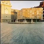 1988 Museo de historia de la ciudad. Sala Foro Romano. Plaza Seo. Zaragoza