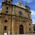 Cartagena - Plaza de San Pedro Claver / Iglesia de San Pedro Claver