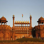 RED FORT [DELHI / INDIA]