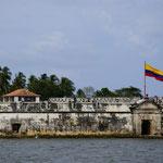 Cartagena - Fuerte de San Fernando