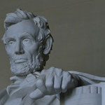 Lincoln @ Lincoln Memorial [Washington D.C./USA]